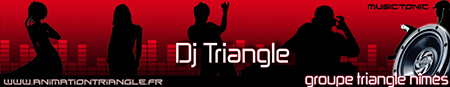 Dj Triangle - animation votre evenement